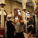 Holy Cross 100th Anniversary Mass and Celebration September 15, 2015 photo album thumbnail 12