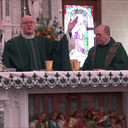 Holy Cross 100th Anniversary Mass and Celebration September 15, 2015 photo album thumbnail 19